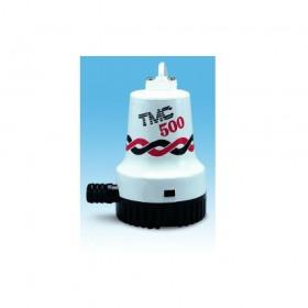 Αντλία πλαστική βυθού 12V χωρίς φλοτέρ TMC500 Made in Taiwan (2504)
