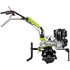 Μοτοτσάπα σκαπτικό Grillo 11500 με κινητήρα Diesel Lombardini 15LD 350(2238)