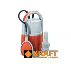 Υποβρύχια αντλία ομβρίων υδάτων Kraft 400W 43577 (2578)